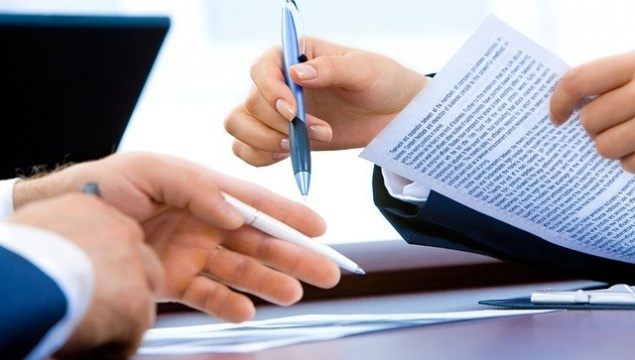 Fees for the deposit of a sales contract in the Land registry office