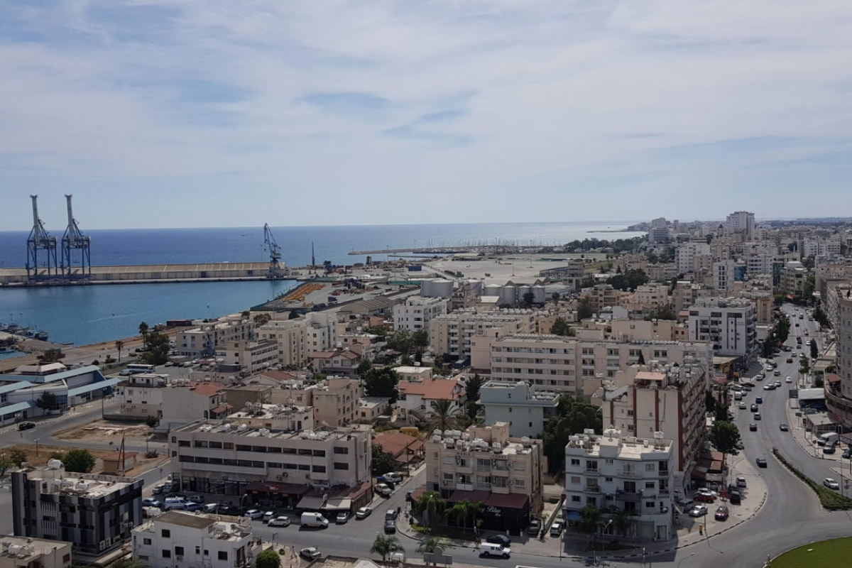 Larnaca tipped as the town for shrewd investment