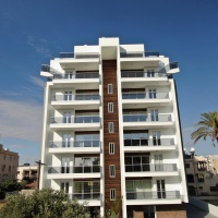 2 bedroom apartment situated on the first floor in a modern tower in a quiet residential area behind the American Academy, Larnaca
