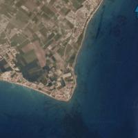 7400m2 Tourist land for sale near the sea in Pervolia