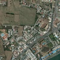 673 sq.m Plot 1.200m from the Beach on Dhekelia Road