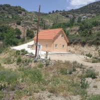Beautiful Mountain view house for sale in Kyperounta Village.