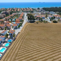 7785m2 residential land for sale on Dekelia Road area, walking distance from the beach.